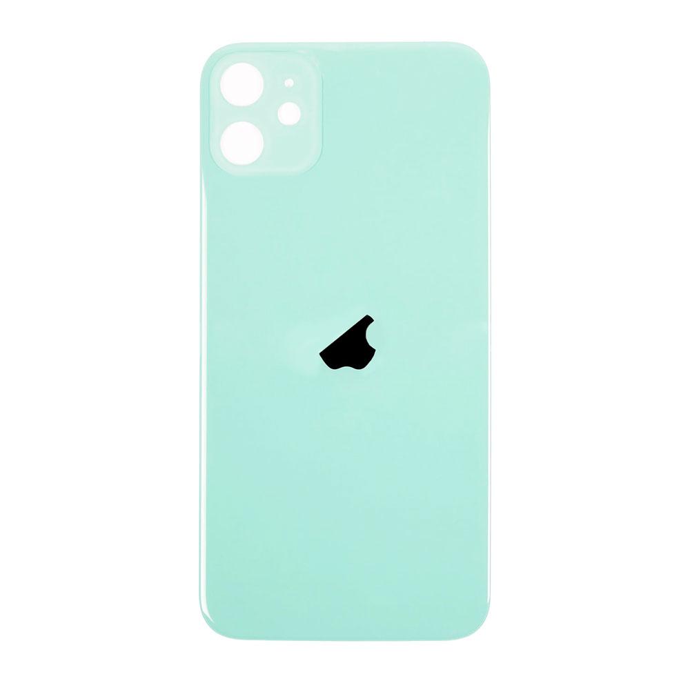 Купить Заднее стекло (Green) для iPhone 11