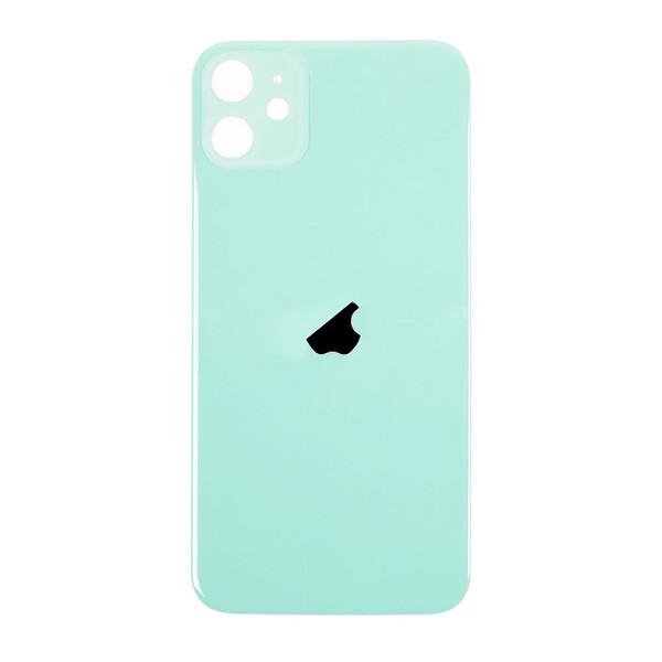 Заднее стекло (Green) для iPhone 11