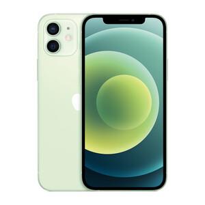 Купить Заднее стекло (Green) для iPhone 12 mini