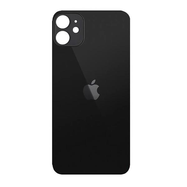 Заднее стекло (Black) для iPhone 11