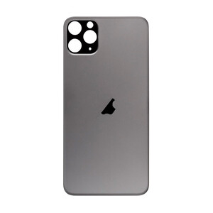 Купить Заднее стекло (Space Gray) для iPhone 11 Pro Max