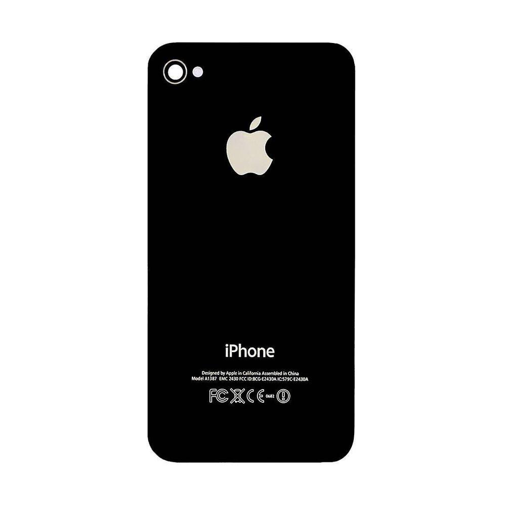 Купить Задняя крышка (панель корпуса) (Black) для iPhone 4S