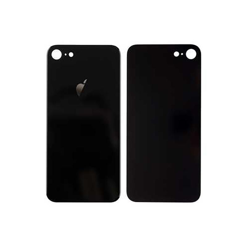 Купить Заднее стекло (Black) для iPhone 8