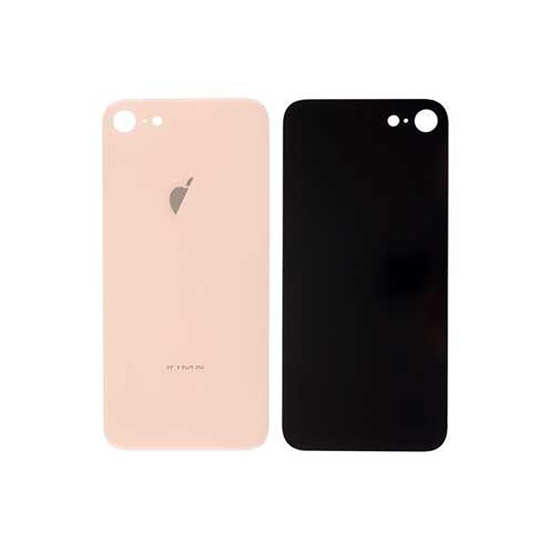 Купить Заднее стекло (Gold) для iPhone 8