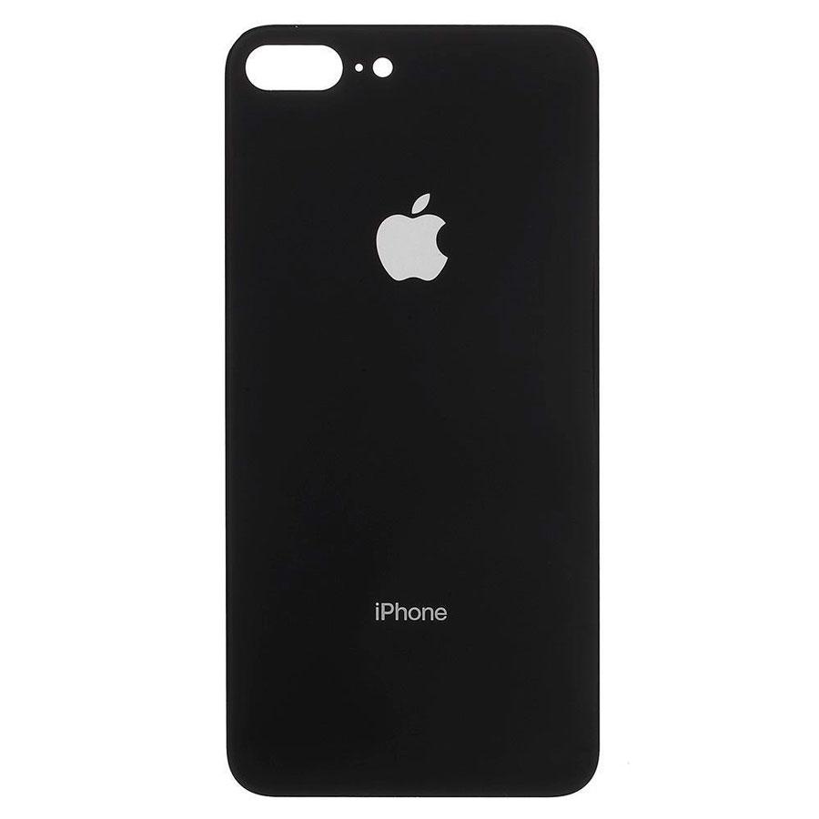 Купить Заднее стекло (Space Gray) iPhone для 8 Plus