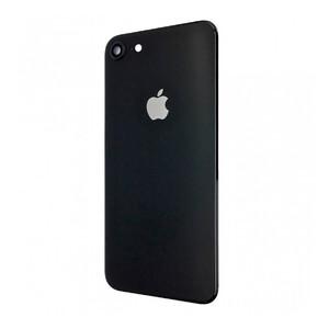 Купить Заднее стекло (Black) для iPhone SE 2 (2020)
