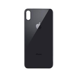 Купить Заднее стекло (Space Gray) для iPhone XS Max
