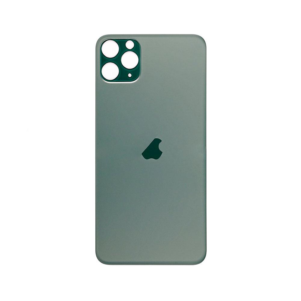 Купить Заднее стекло (Midnight Green) для iPhone 11 Pro