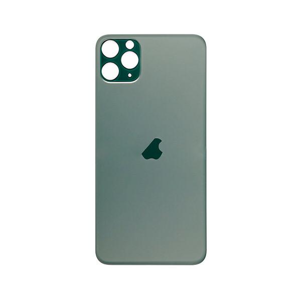 Заднее стекло (Midnight Green) для iPhone 11 Pro