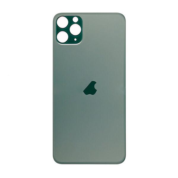 Заднее стекло (Midnight Green) для iPhone 11 Pro Max