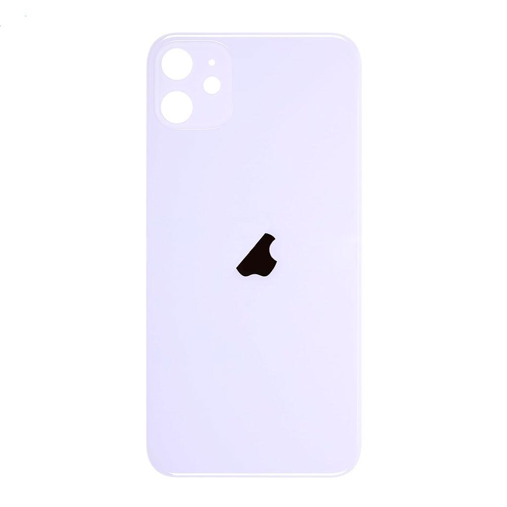 Купить Заднее стекло (Purple) для iPhone 11