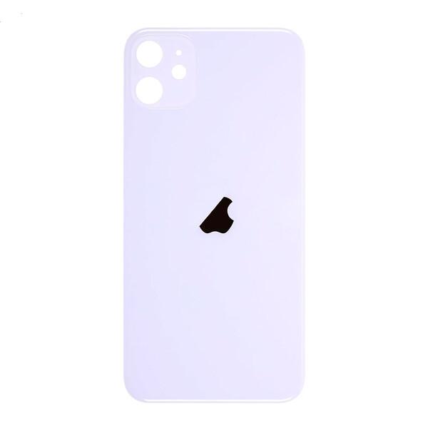 Заднее стекло (Purple) для iPhone 11