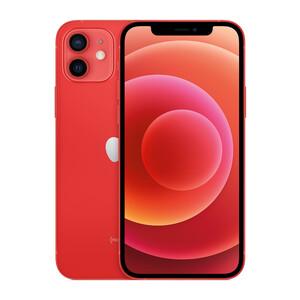 Купить Заднее стекло (Red) для iPhone 12 mini