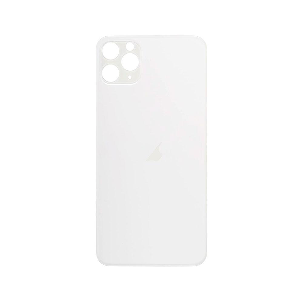 Купить Заднее стекло (Silver) для iPhone 11 Pro
