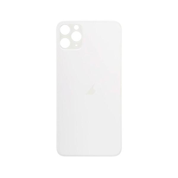 Заднее стекло (Silver) для iPhone 11 Pro