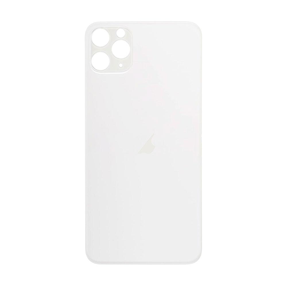 Купить Заднее стекло (Silver) для iPhone 11 Pro Max