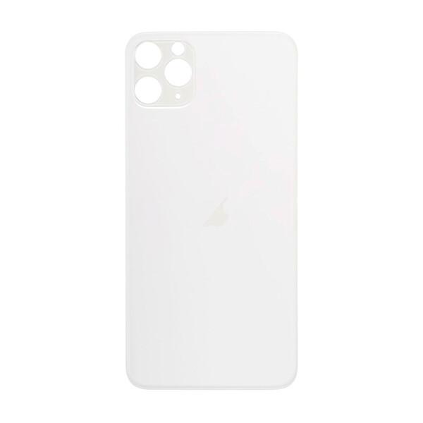 Заднее стекло (Silver) для iPhone 11 Pro Max