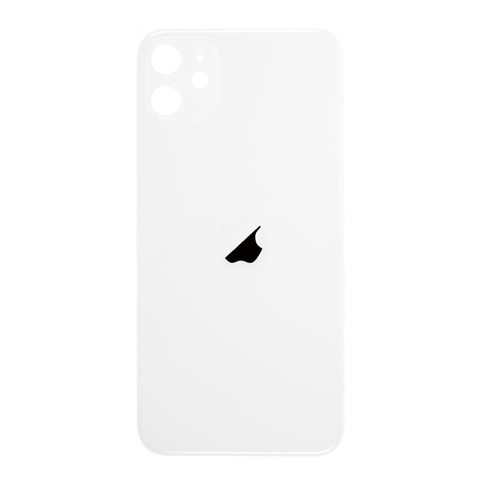 Купить Заднее стекло (White) для iPhone 11