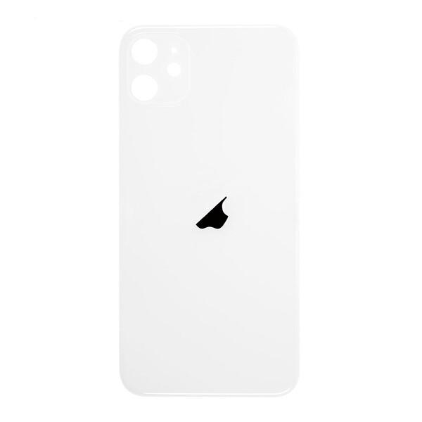 Заднее стекло (White) для iPhone 11