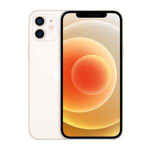 Купить Заднее стекло (White) для iPhone 12