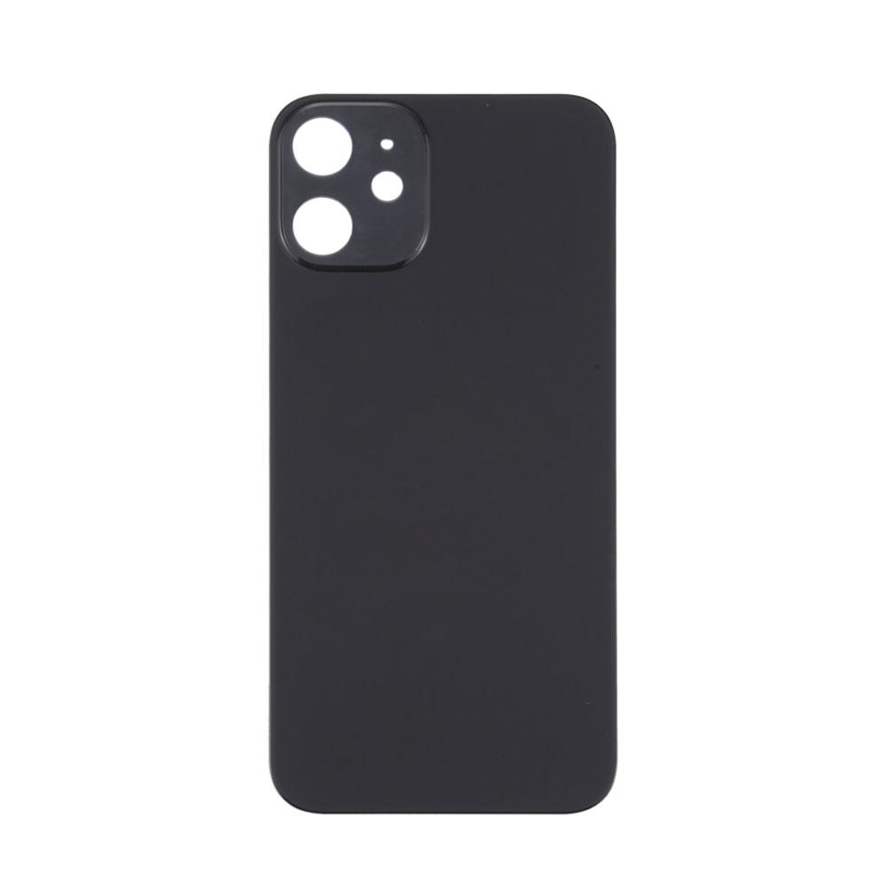 Купить Задняя крышка (панель корпуса) Black для iPhone 12 mini