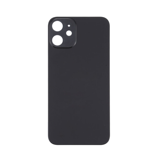 Задняя крышка (панель корпуса) Black для iPhone 12 mini