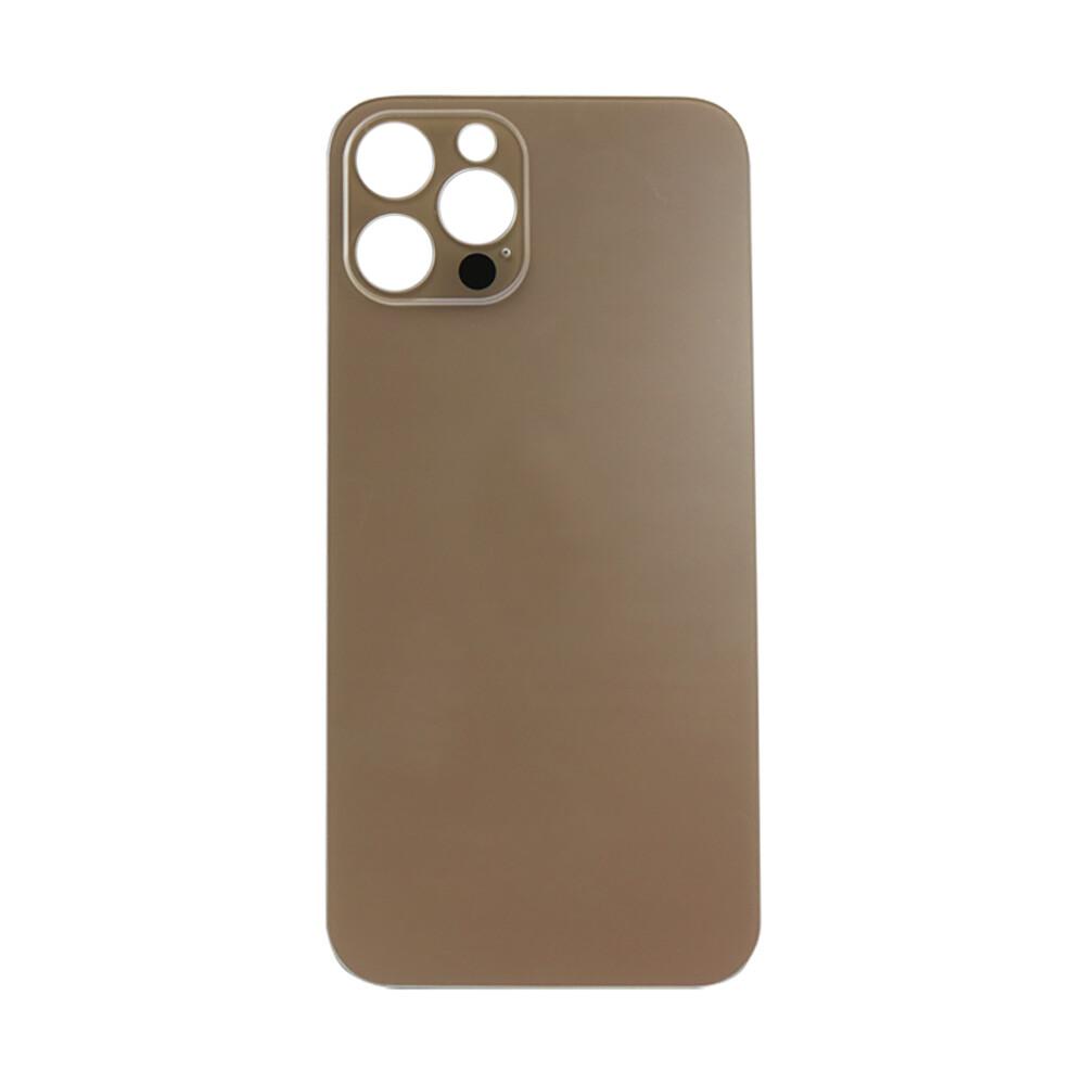 Купить Задняя крышка (панель корпуса) Gold для iPhone 12 Pro Max