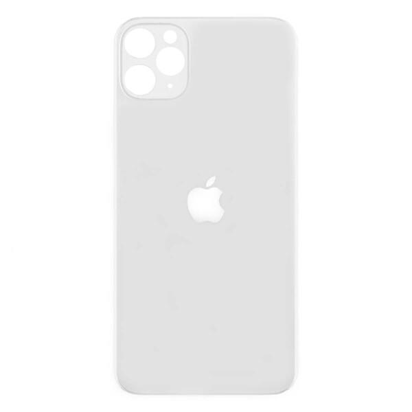 Задняя крышка (панель корпуса) Silver для iPhone 11 Pro Max