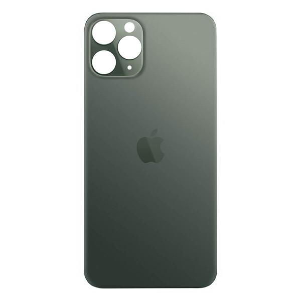 Задняя крышка (панель корпуса) Midnight Green для iPhone 11 Pro