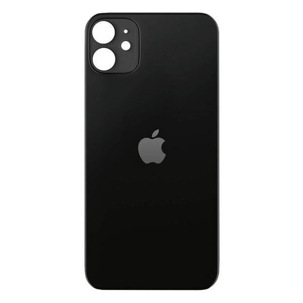 Задняя крышка (панель корпуса) Black для iPhone 11