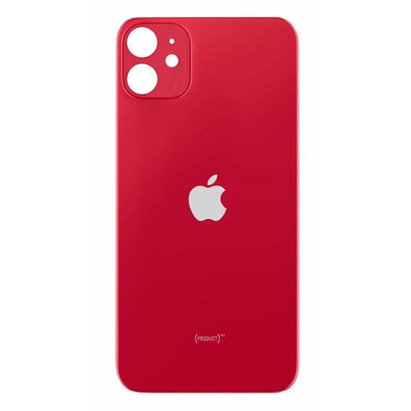 Задняя крышка (панель корпуса) Red для iPhone 11