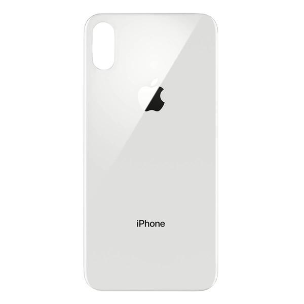 Задняя крышка (панель корпуса) Silver для iPhone XS