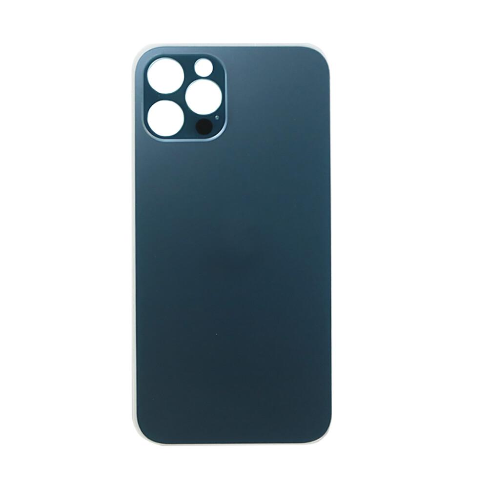 Купить Задняя крышка (панель корпуса) Pacific Blue для iPhone 12 Pro Max
