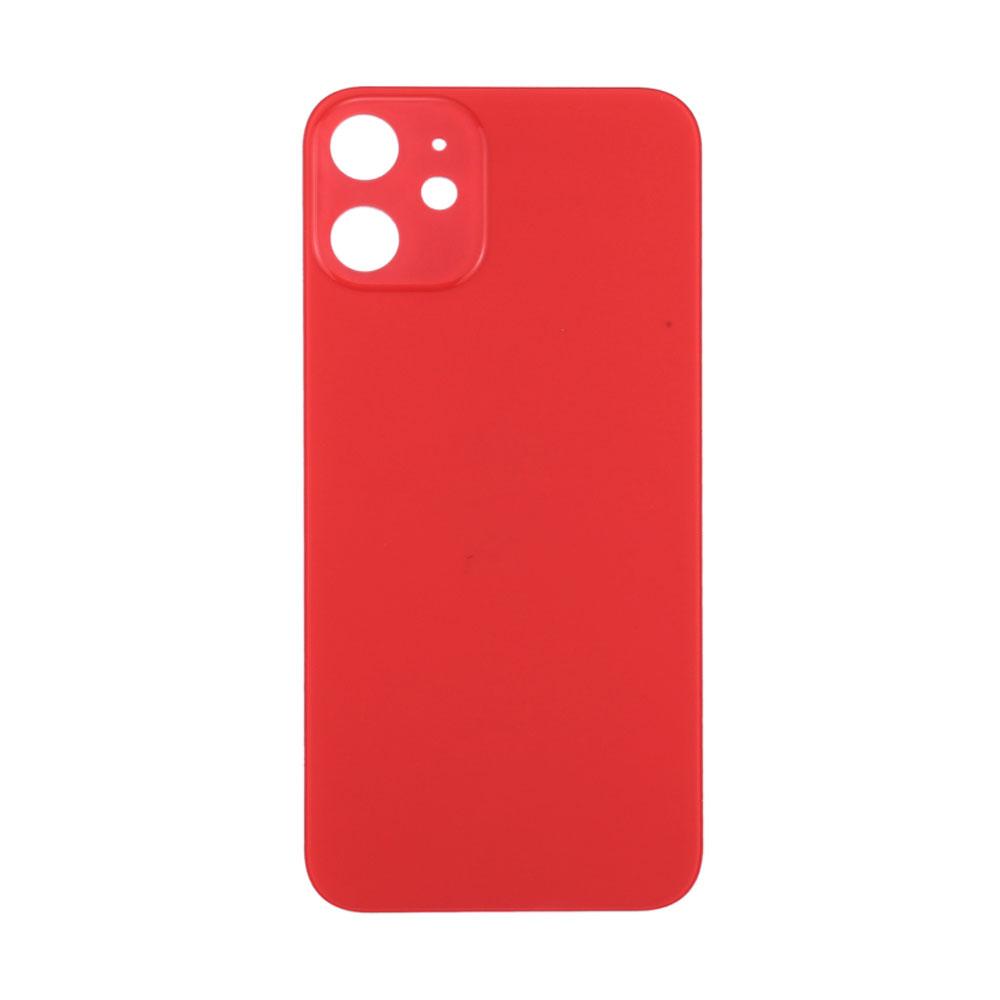 Купить Задняя крышка (панель корпуса) Red для iPhone 12 mini