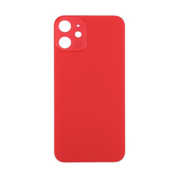 Задняя крышка (панель корпуса) Red для iPhone 12 mini