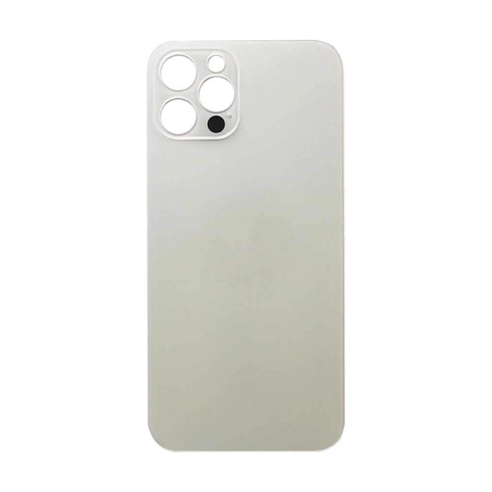 Купить Задняя крышка (панель корпуса) Silver для iPhone 12 Pro Max