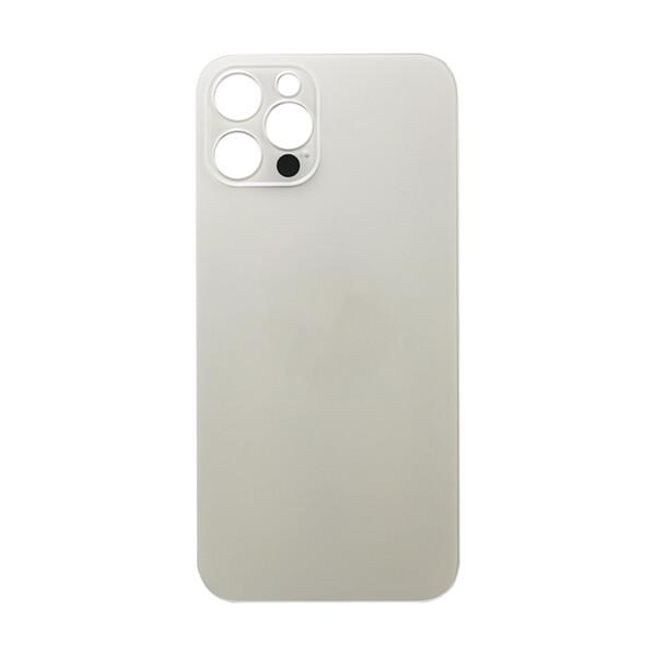Задняя крышка (панель корпуса) Silver для iPhone 12 Pro Max