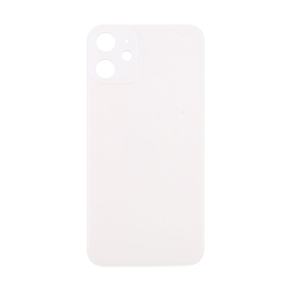 Купить Задняя крышка (панель корпуса) White для iPhone 12 mini