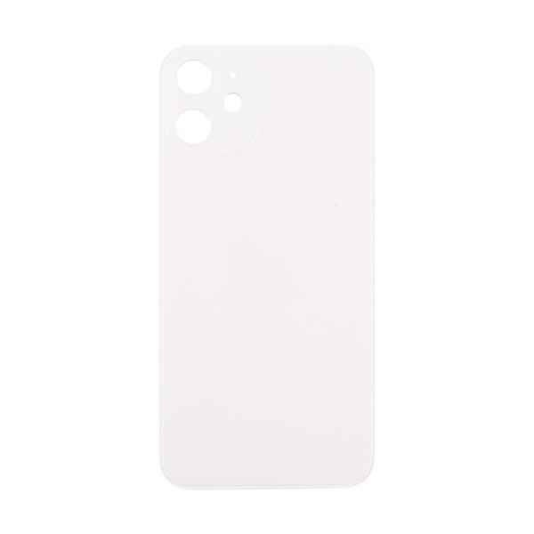 Задняя крышка (панель корпуса) White для iPhone 12 mini