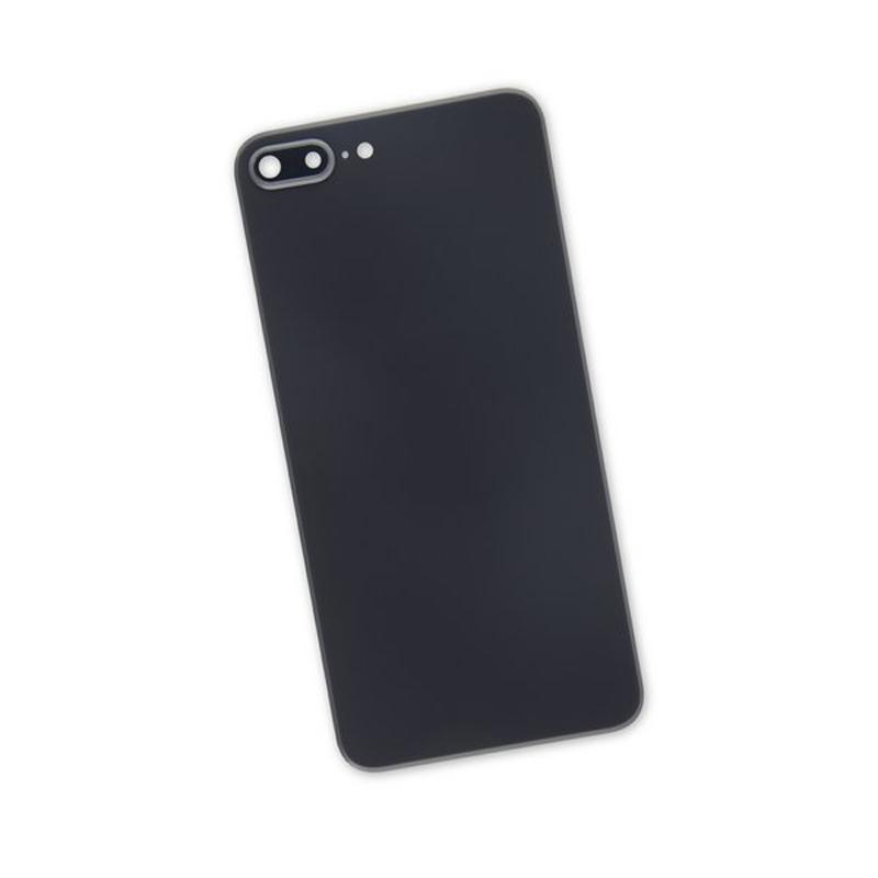 Купить Задняя крышка + стекло камеры (Black) для iPhone 8 Plus