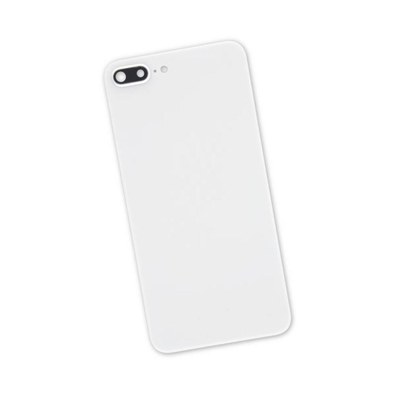 Купить Задняя крышка + стекло камеры (White) для iPhone 8 Plus