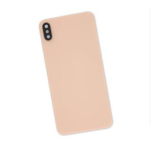 Купить Задняя крышка + стекло камеры (Gold) для iPhone XS Max