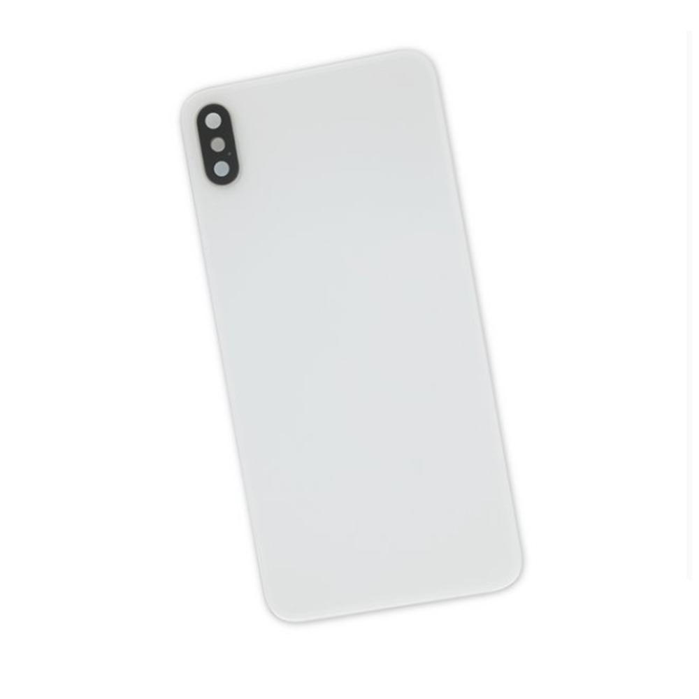 Купить Задняя крышка + стекло камеры (Silver) для iPhone XS Max