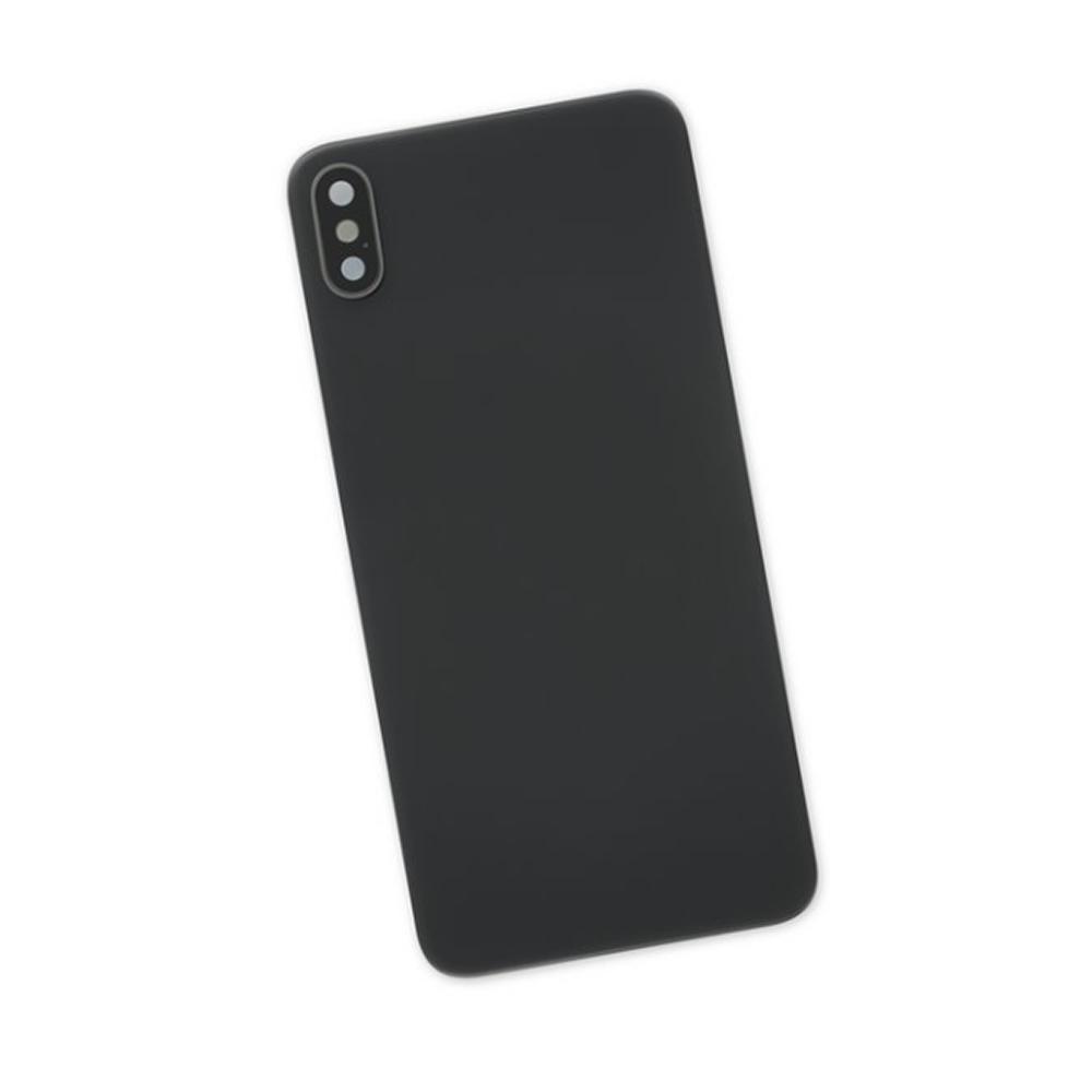 Купить Задняя крышка + стекло камеры (Space Gray) для iPhone XS Max