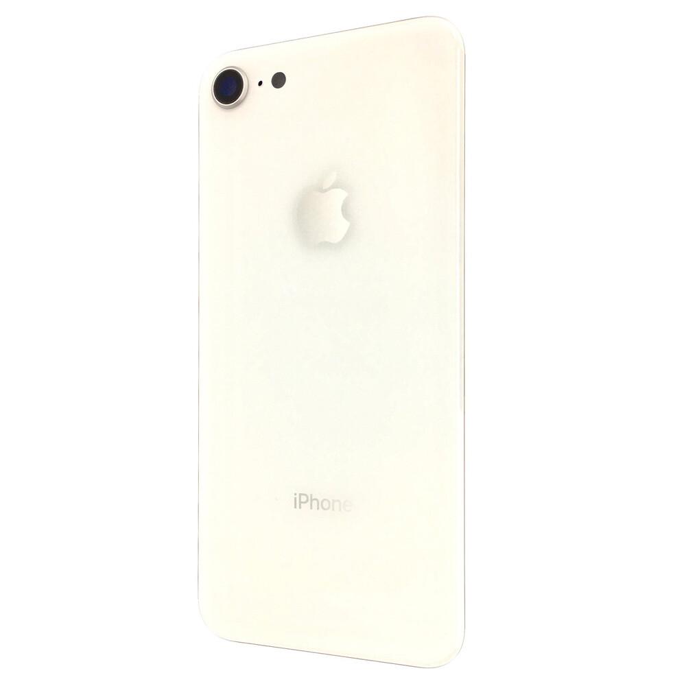 Купить Задняя крышка + стекло камеры (White) для iPhone 8
