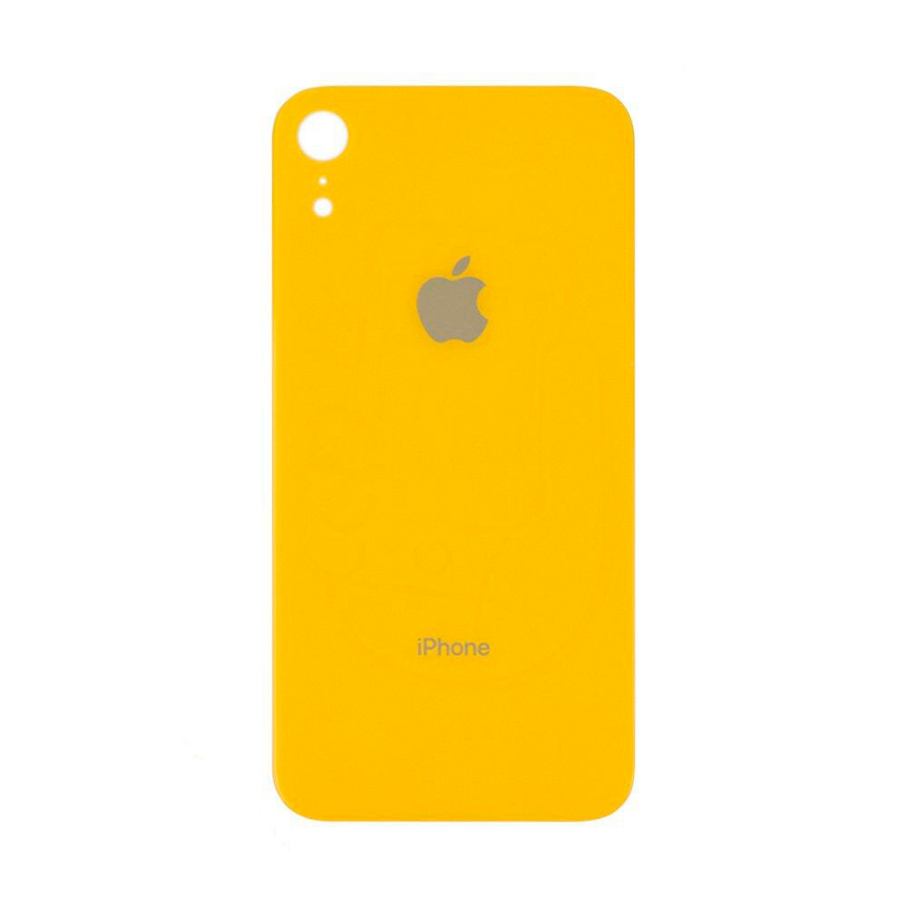 Задняя крышка (Yellow) для iPhone XR