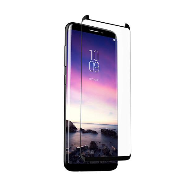 Защитное стекло InvisibleShield Glass Curve Elite для Samsung Galaxy S9 Plus