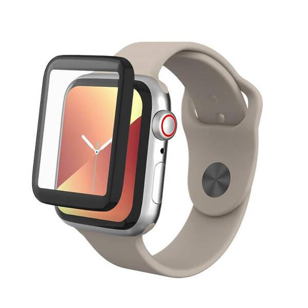 Защитное стекло InvisibleShield GlassFusion Extreme Hybrid Glass для Apple Watch 40mm SE | 6 | 5 | 4