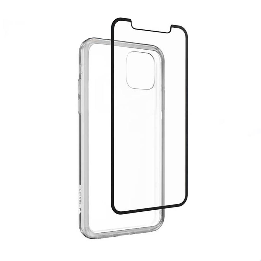 Защитное стекло + чехол InvisibleShield 360 Protection Glass Curve для iPhone 11