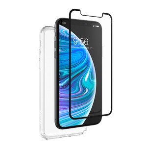 Купить Защитное стекло + чехол ZAGG InvisibleShield 360 Protection Glass Curve для iPhone XS Max